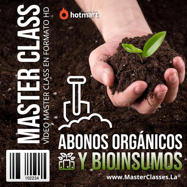 Curso Abonos Orgánicos y Bioinsumos