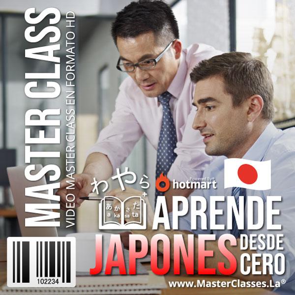 Curso Aprende Japonés desde cero