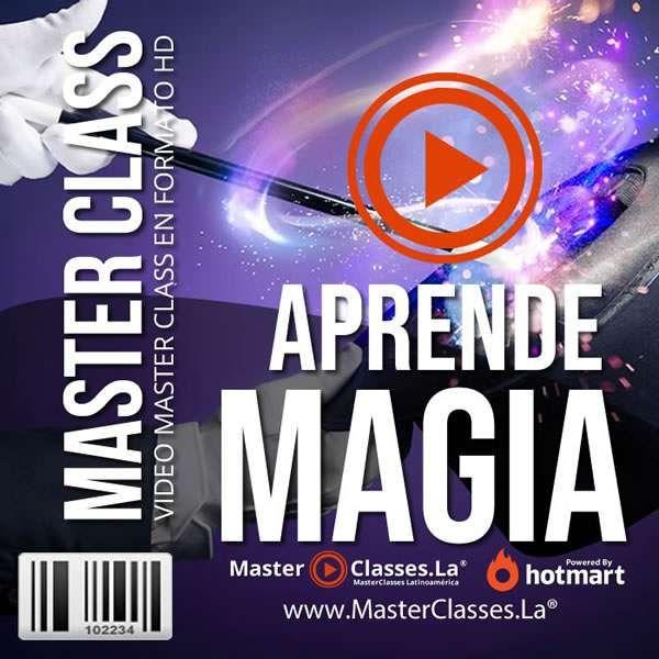 Curso Aprende Magia