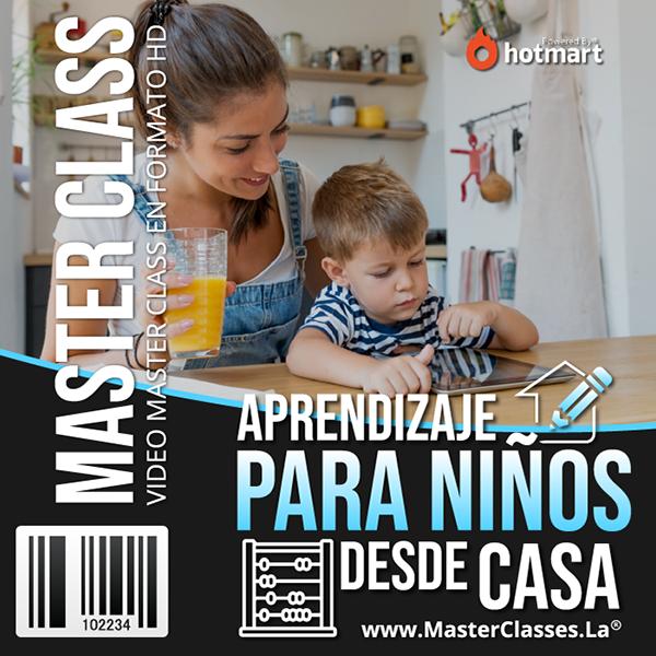 Curso Aprendizaje para Niños desde Casa