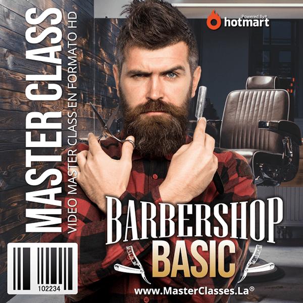 Curso Barber Shop Basics