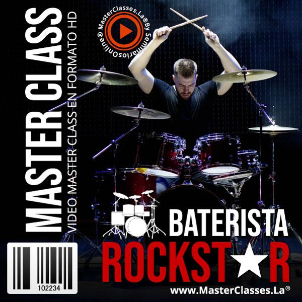 Curso Baterista RockStar