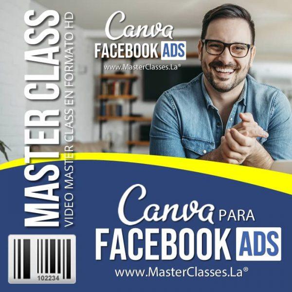 Curso Canva para Facebook Ads