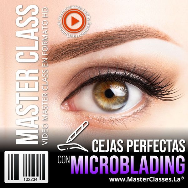 Curso Cejas Perfectas con Microblading