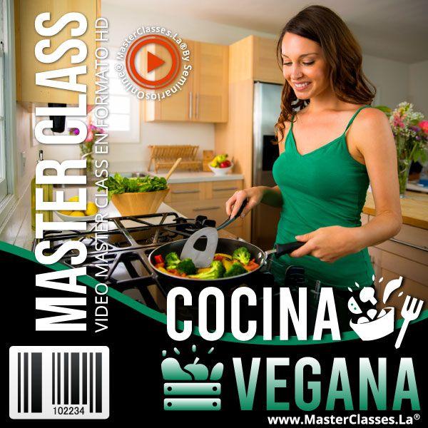 Curso Cocina Vegana