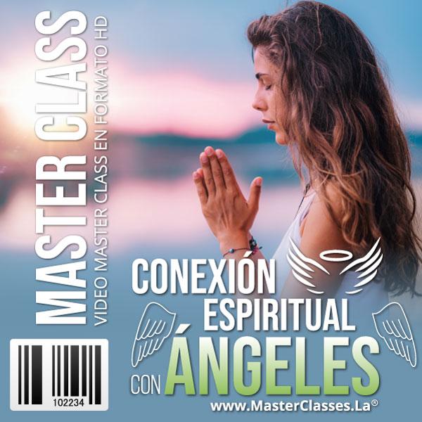 Curso Conexión Espiritual con Ángeles