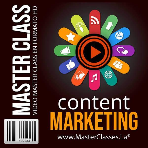 Curso Content Marketing