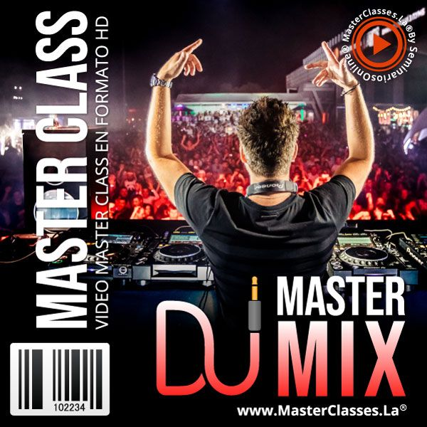 Curso DJ Master Mix