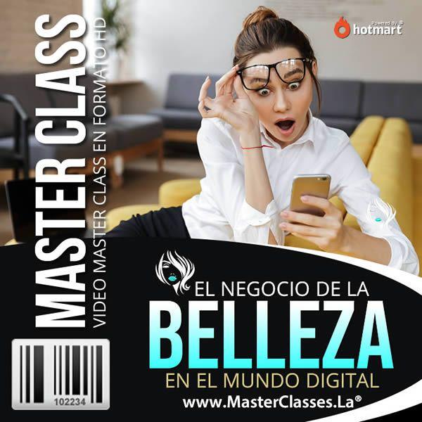 Curso El Negocio de la Belleza en el Mundo Digital