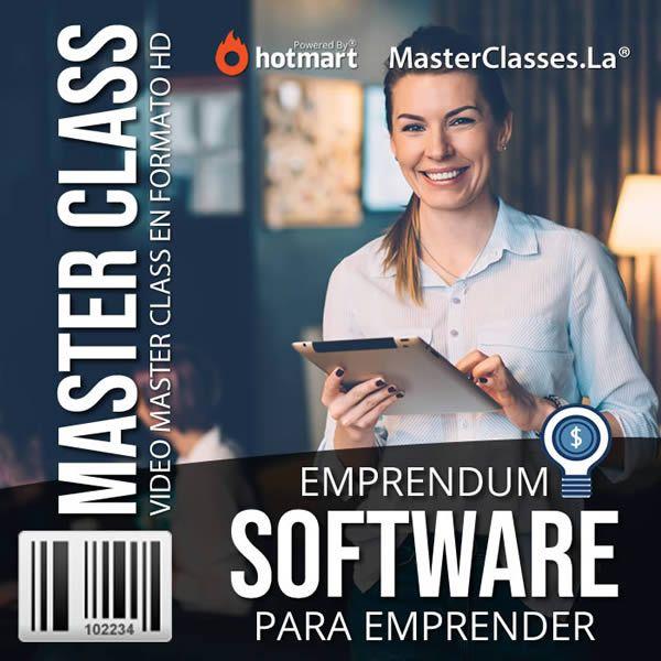 Curso Emprendum Software para Emprender