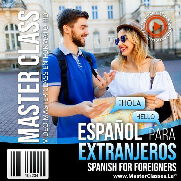 Curso Español para Extranjeros - Spanish for Foreigners