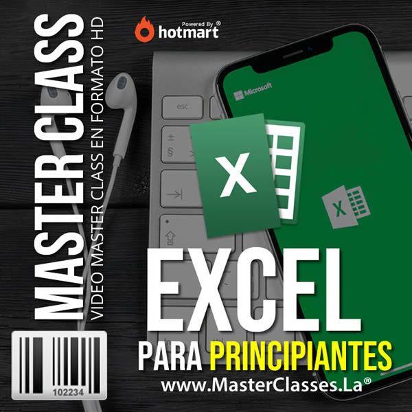 Curso Excel para Principiantes