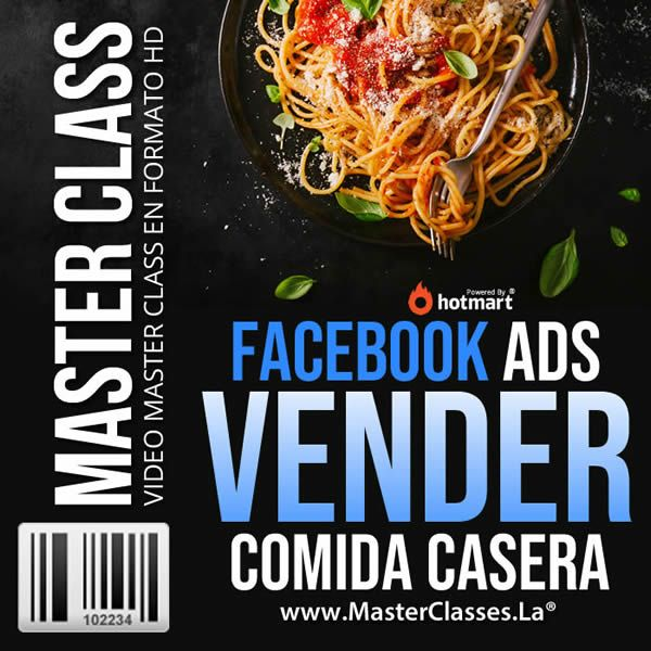 Curso Facebook ADS para Vender Comida Casera