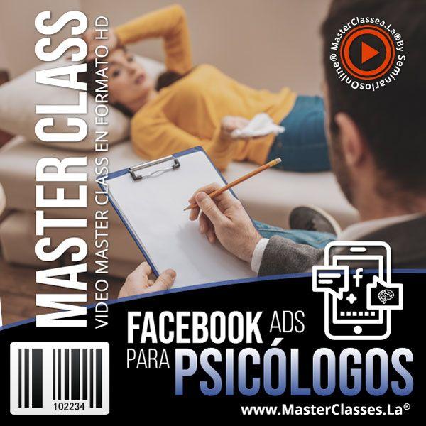 Curso Facebook Ads para Psicólogos