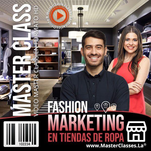 Curso Fashion Marketing en Tiendas de Ropa