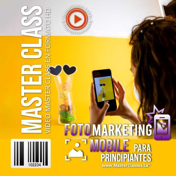 Curso Foto Marketing Mobile para Principiantes