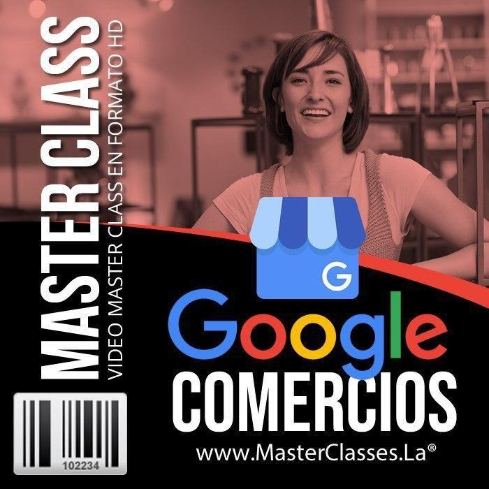 Curso Google Comercios