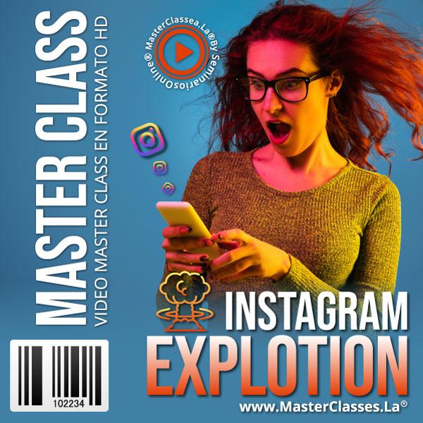 Curso Instagram Explotion