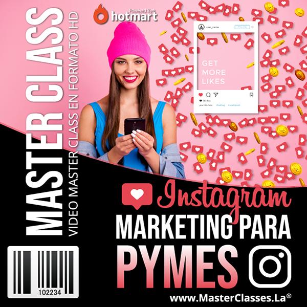 Curso Instagram Marketing para Pymes