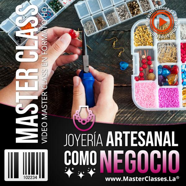 Curso Joyería Artesanal como Negocio