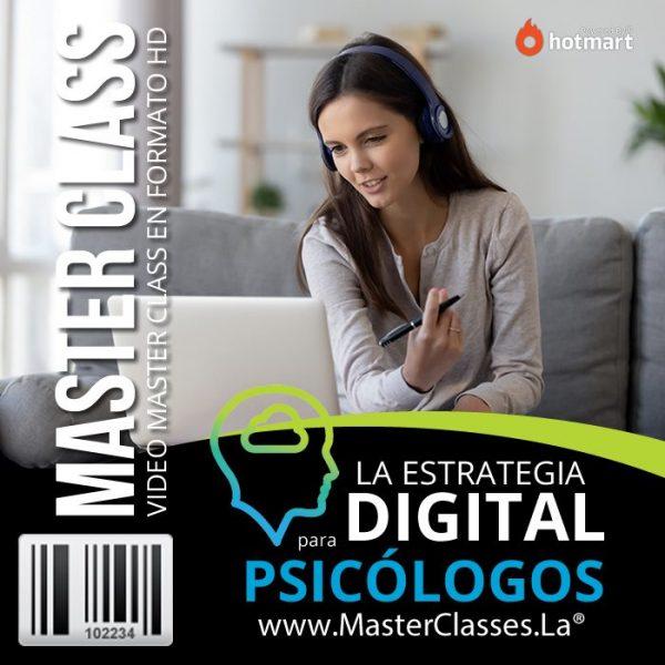 Curso Estrategia Digital para Psicólogos