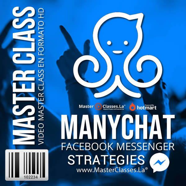 Curso ManyChat Marketing Strategies