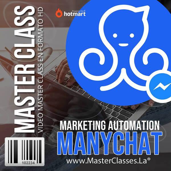 Curso Marketing Automation ManyChat