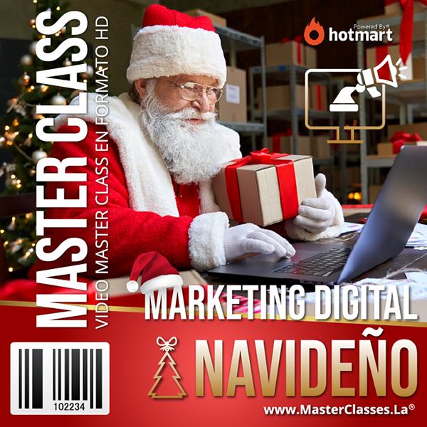 Curso Marketing Digital Navideño