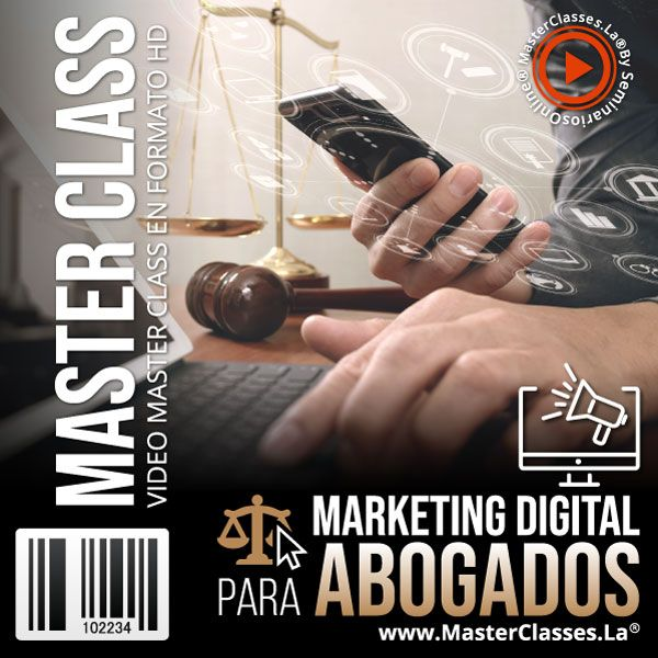 Curso Marketing Digital para Abogados