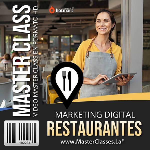 Curso Marketing Digital para Restaurantes