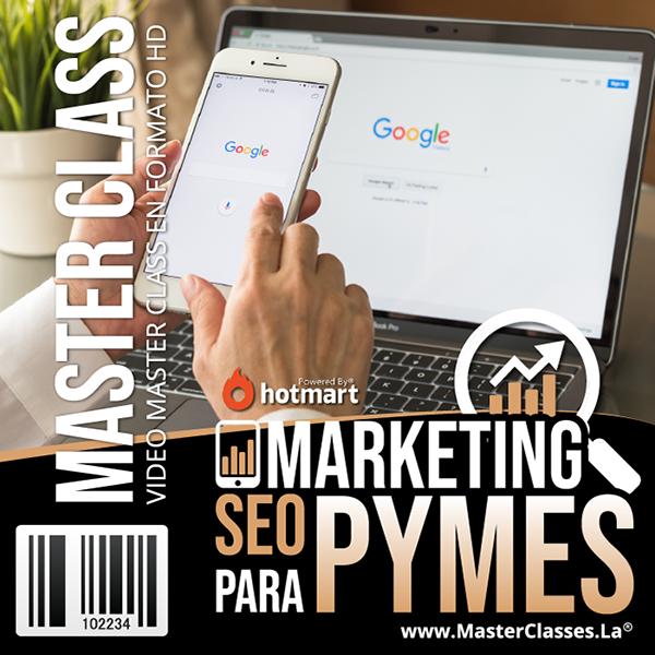 Curso Marketing SEO para Pymes