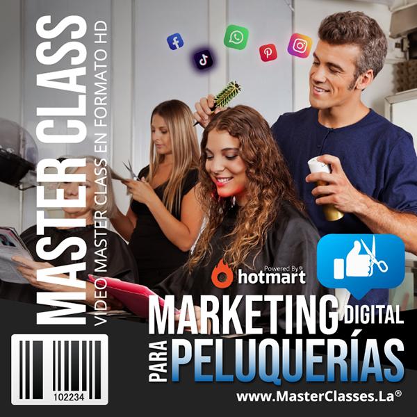 Curso Marketing Digital para Peluquerías