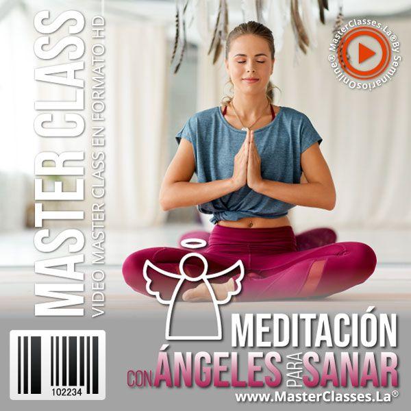 Meditación con Ángeles para Sanar