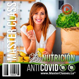 Curso Nutrición Anticovid