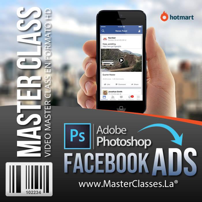 Curso Photoshop para Facebook Ads