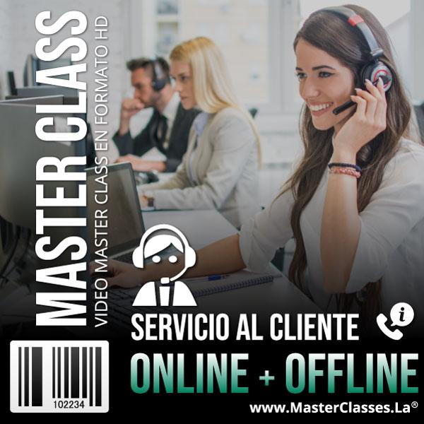 Curso Servicio al Cliente OnLine + OffLine