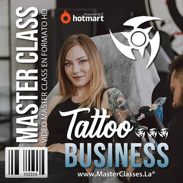 Curso Tattoo Business