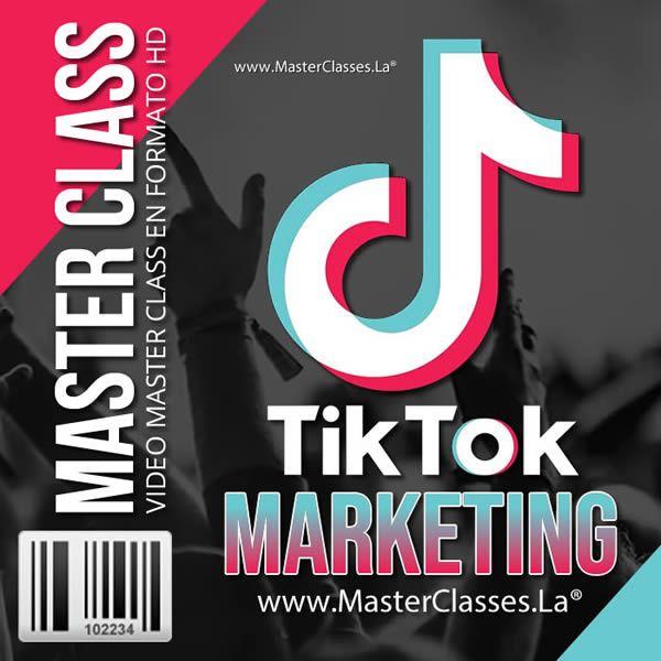 Curso tiktok Marketing