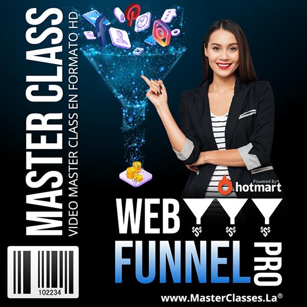 Curso Web Funnel Pro