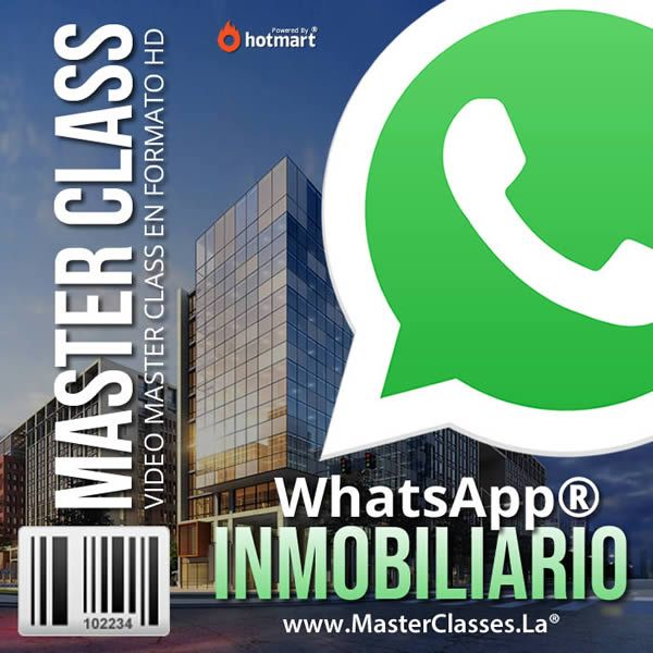 Curso WhatsApp Marketing Inmobiliario