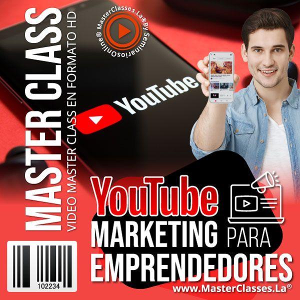 Curso Youtube Marketing para Emprendedores