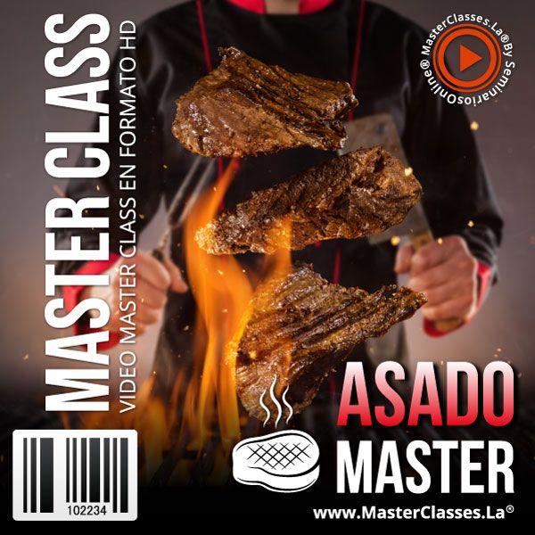 Curso Asado Master