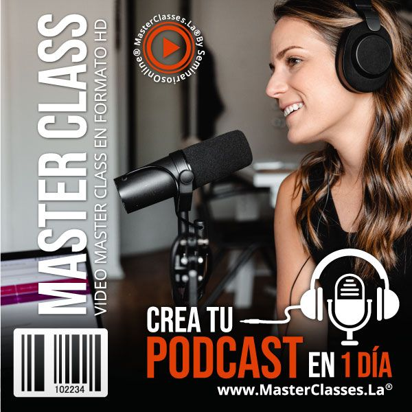 Curso Crea tu Podcast en 1 Día