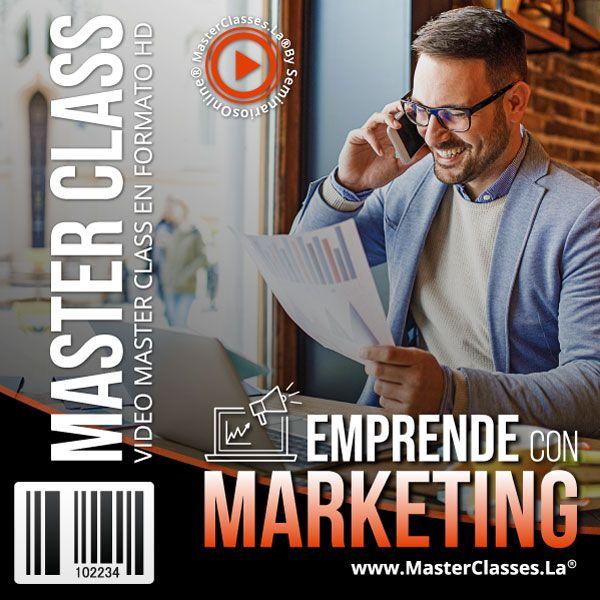 Curso Emprende con Marketing