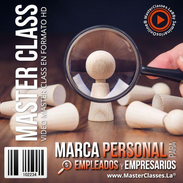 Curso Marca Personal Para Empleados y Empresarios