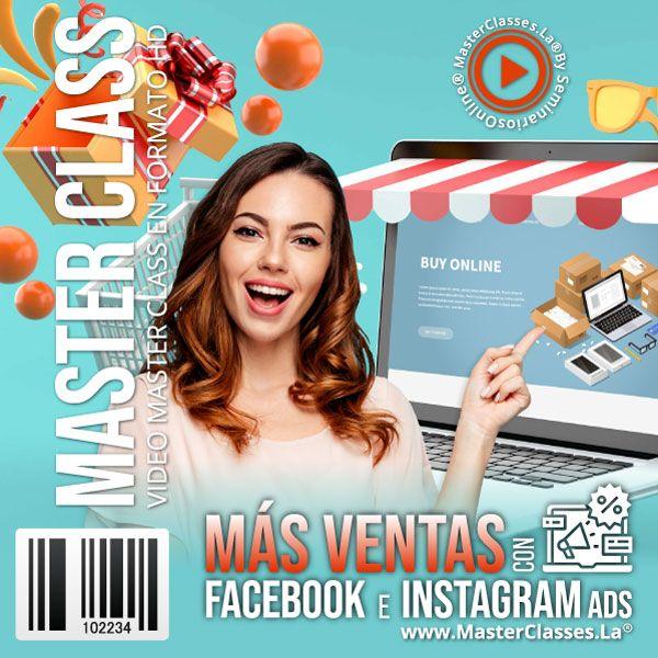 Curso Más Ventas Con Facebook e Instagram Ads