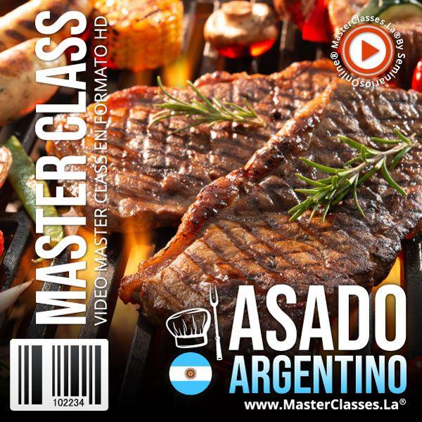 Curso Asado Argentino