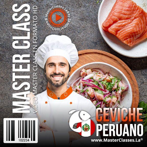 Curso Ceviche Peruano