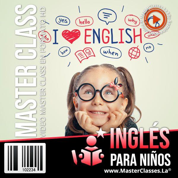Curso Ingles para Niños