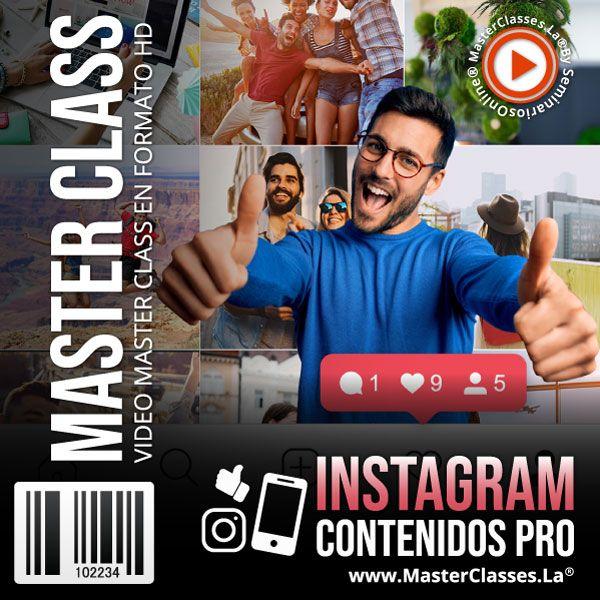 Curso Instagram Contenidos Pro